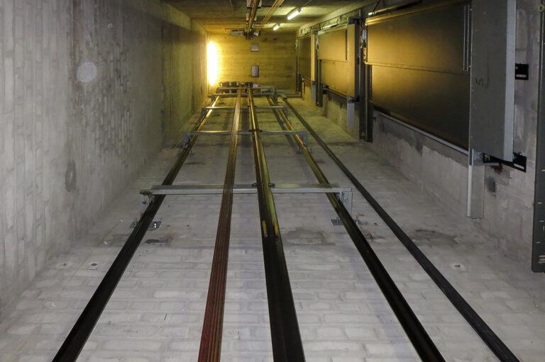Schallschutz Aufzugsschacht Regelung Lift report